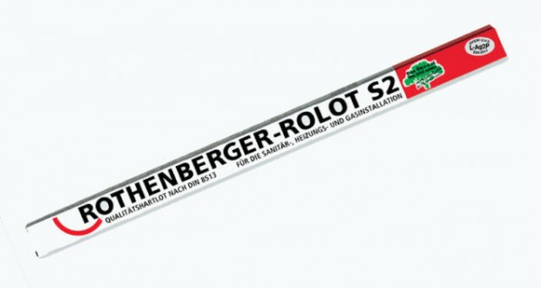 Rothenberger S2 Brazing Rod