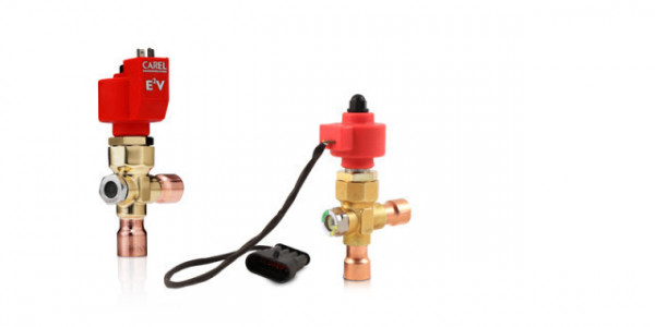 Carel Electronic Expansion Valve Orifices