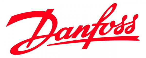 Danfoss Angled Shut-off Valves