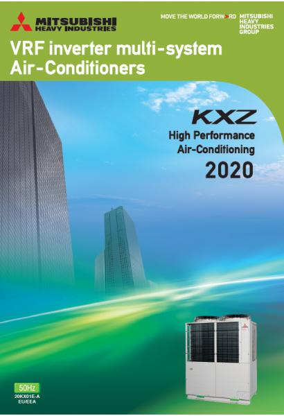MHI KXZ 2020 Brochure