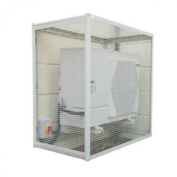 PumpHouse Cages for Outdoor Units
