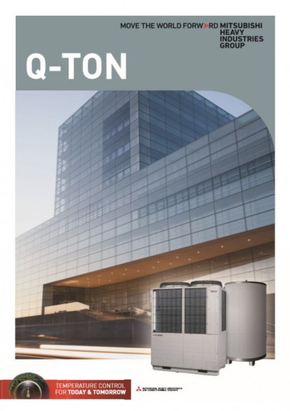 Q-Ton Commercial Hot Water Solution