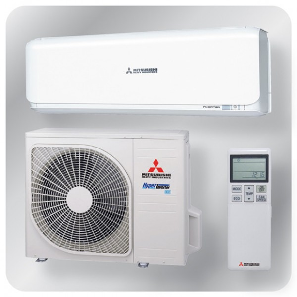 Wall mounted system 6.0kw R32 - Diamond Inverter