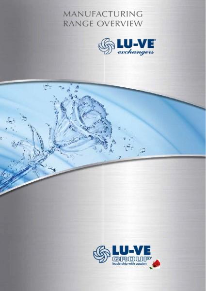LU-VE Heat Exchangers Manufacturing Range Overview