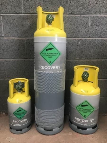 Refrec Recovery / Reclaim Cylinders