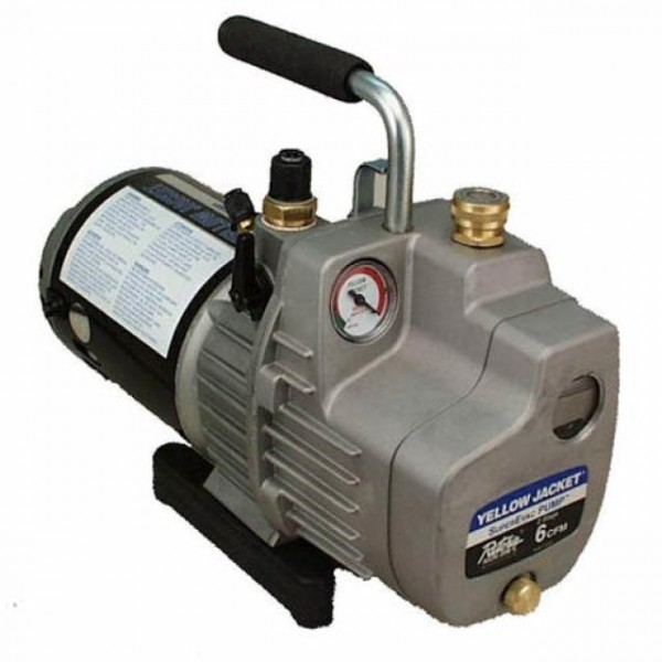 Yellow Jacket SuperEvac Vacuum Pumps