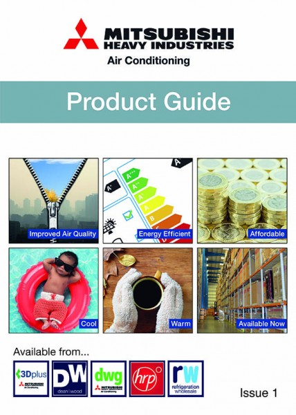 MHI Air Conditioning Product Guide 2019